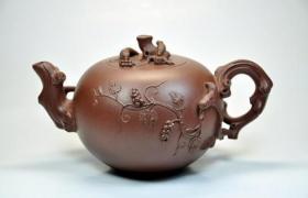 紫砂壶的造型分为哪几类