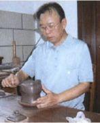 紫砂壶大师之鲍宜明