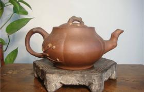 瓦当紫砂壶的介绍