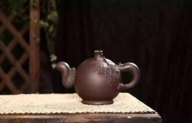 壶表面颗粒感可以鉴别紫砂壶吗