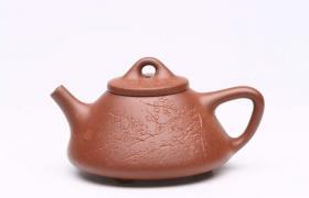 朱泥+西施绝配的紫砂壶