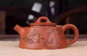 紫砂原矿泥料:朱泥紫砂壶为何难得?