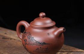 紫砂壶的壶把太细是缺点吗?