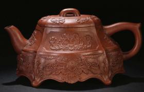 紫砂壶作品收藏价值评判的基本规律