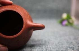 原矿紫砂壶大红袍十九240cc(全手)