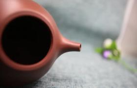 原矿紫砂壶大红袍十二270cc(半手)