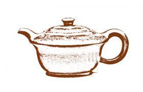 圆器紫砂壶-碗壶紫砂壶壶型由来