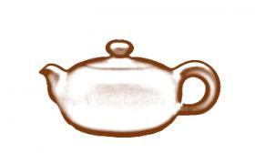 圆器紫砂壶-芙蓉珠紫砂壶壶型由来