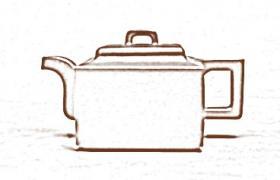 方器紫砂壶-亚明四方紫砂壶壶型由来
