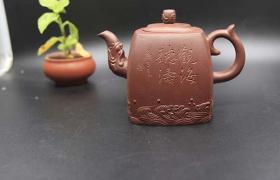 紫砂壶壶型:紫砂壶主要有几种款式