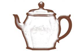 方器紫砂壶-宫灯紫砂壶壶型由来