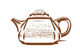 方器紫砂壶-抽角紫砂壶壶型由来