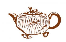 花塑器紫砂壶-青蛙荷花紫砂壶壶型由来