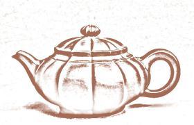 筋纹器紫砂壶-筋纹紫砂壶壶型由来