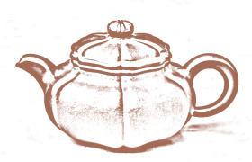筋纹器紫砂壶-葵仿古紫砂壶壶型由来