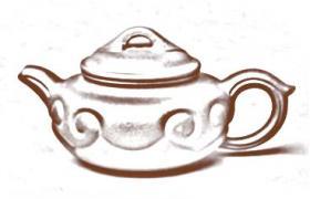 筋纹器紫砂壶-仿古如意紫砂壶壶型由来