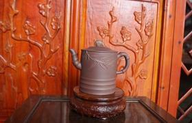 紫砂壶知识:紫砂壶为什么开裂?