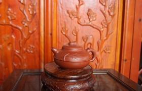 朱泥紫砂壶的特点