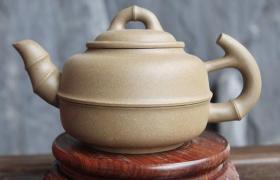 紫砂壶内会形成茶垢吗?