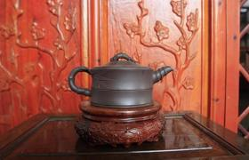 小紫砂壶怎么泡茶?