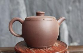 紫砂壶知识:什么是紫砂壶收缩纹?