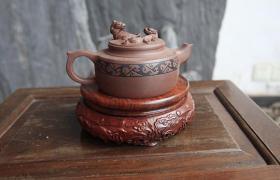 怎么清洗紫砂壶茶锈?