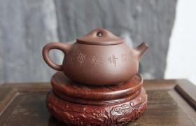 紫砂壶小知识:紫砂壶要怎样才算包浆?