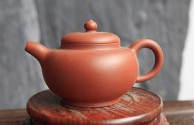 紫砂泥料:底槽清紫砂壶的特点