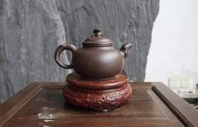 紫砂壶包浆是什么意思?