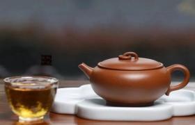 紫砂壶饮茶后的清理步骤