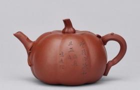 紫砂壶技艺大师陈鸣远作品鉴赏