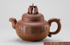 宜兴紫砂壶研究员级正高级工艺美术师--毛国强