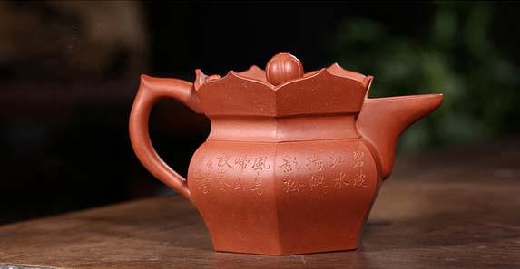 紫砂壶实力派代表之壶中龙凤  1