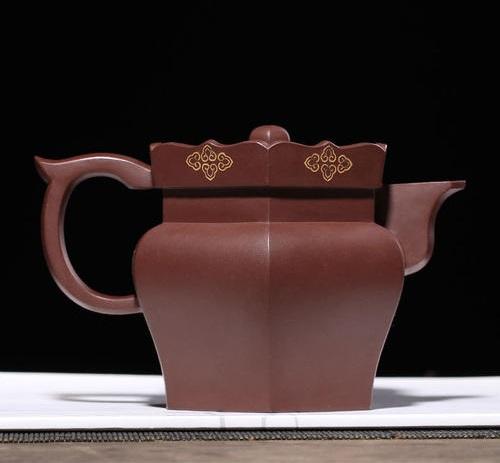 紫砂壶实力派代表之壶中龙凤  2