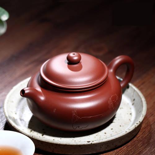 紫砂壶开壶的正确方法及开壶建议  2
