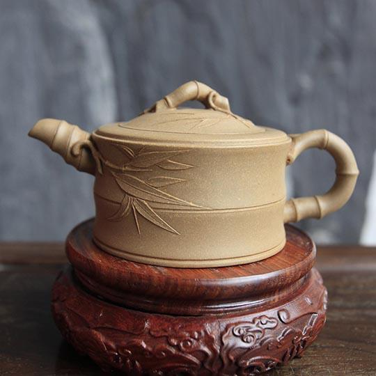 柴烧窑变紫砂壶有什么特殊之处吗?