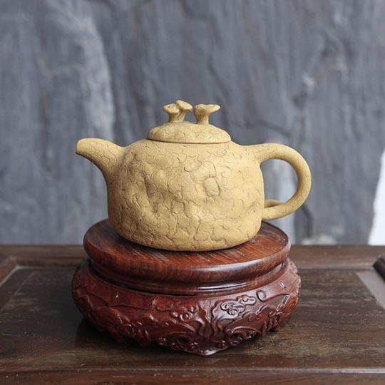 供春紫砂壶,世界上第一把紫砂壶