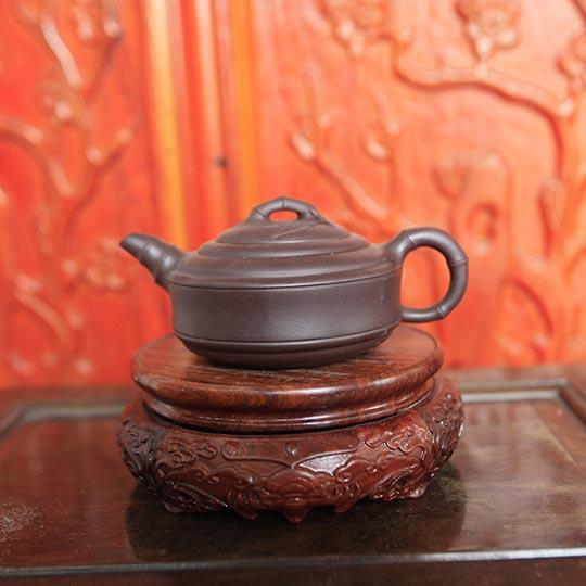 紫砂壶泡茶的好处有什么?