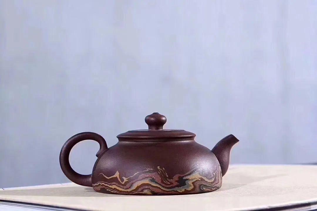 紫砂壶的烧制温度和过程
