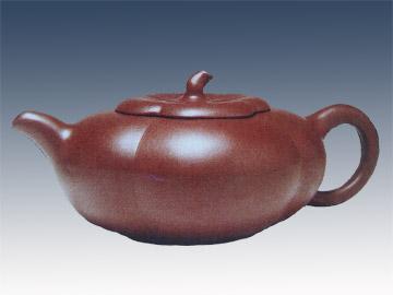紫砂壶泥料红皮龙泥的介绍